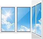 Угловой балкон - Пластиковые окна купить в Москве, цены, стоимость