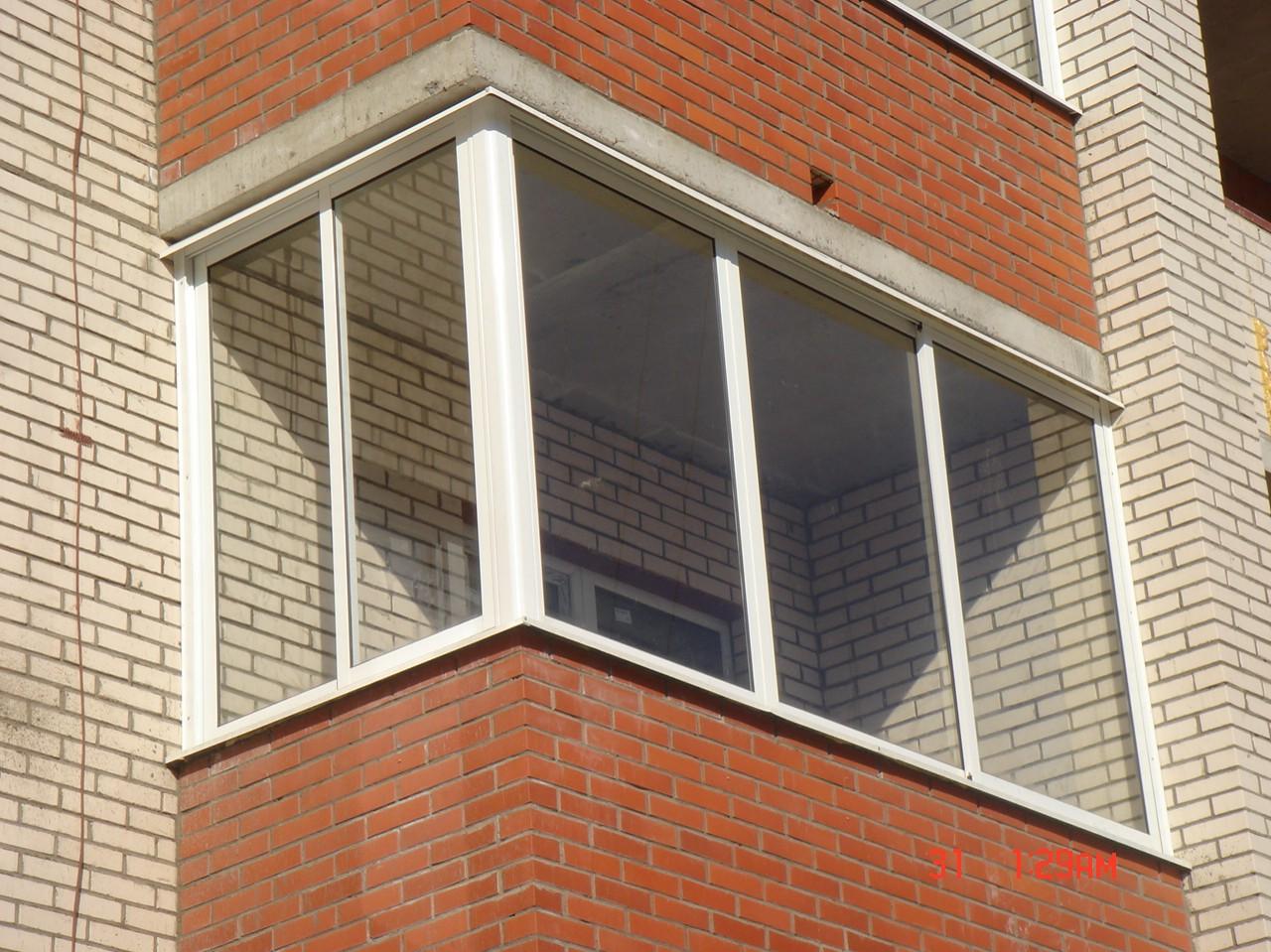 Остекление балконов и лоджий в ростове-на-дону.