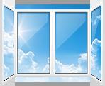 П-образный балкон - Пластиковые окна купить в Москве и МО, цены, стоимость